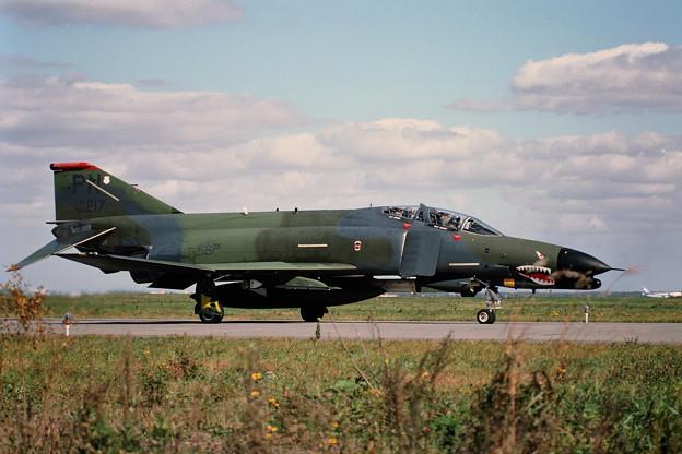 USAF F-4G 69-7217 PN CTS 1987.10