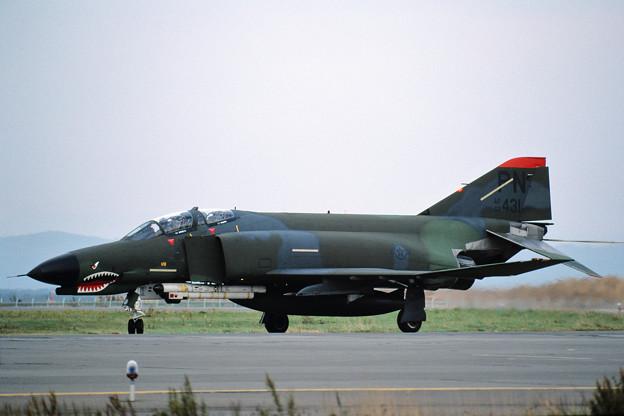 USAF F-4E 68-0431 PN CTS 1987.10