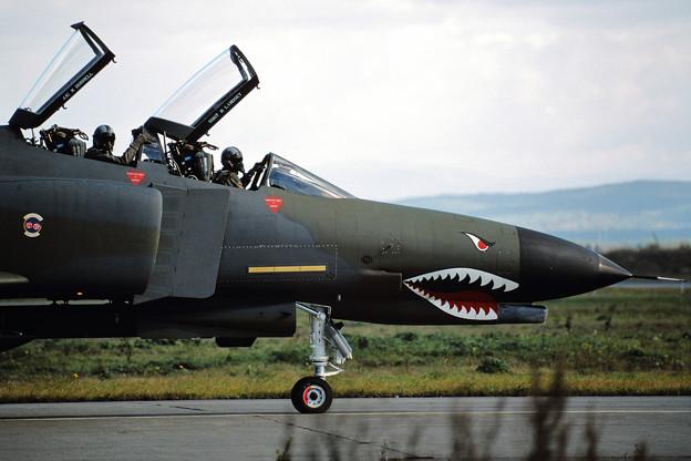 USAF F-4E PN 90TFS CTS 1987.10