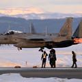 Photos: F-15J 203sq 887 takeoff