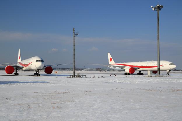 B777-300ER 次期政府専用機 2019としはじめ