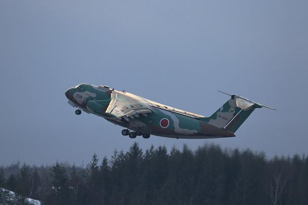 C-1 1030 402sq takeoff
