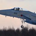 F-15J 900 201sq approach