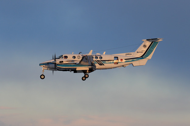 Beechcraft King Air 350 JA862A きんばと JCG