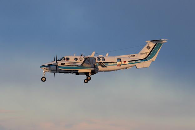 Beech 350 Super King Air JA862A きんばと JCG