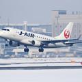 Photos: ERJ-170STD J-AIR JA217J takeoff