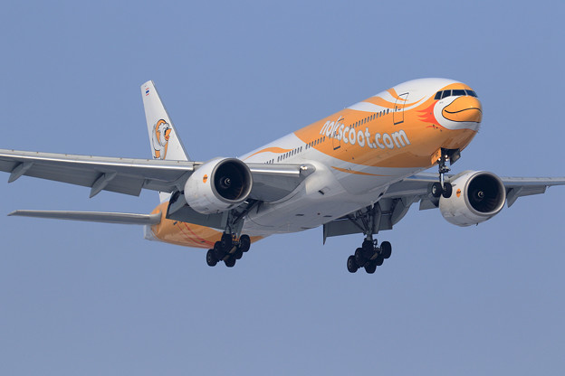 Boeing777 nokscoot HS-XBD approach (1)