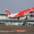 A330 9M-XXT AirAsiaX takeoff (2)