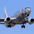 Photos: Boeing737 CCA B-5178 approach