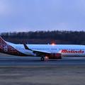 Photos: Boeing737-800 Malinda Airways 9M-LCG 到着
