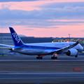 Photos: B787-8 ANA JA824A takeoff