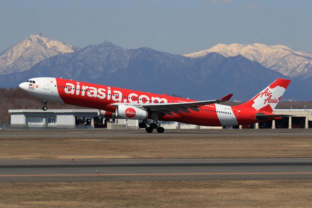 A330 XAX 9M-XXC takeoff