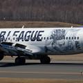 Photos: B737 SKY JA73NY B.LEAGUE Jet (2)