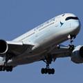 A350 CPA B-LRK approach