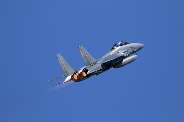 F-15DJ 203sq High Rate takeoff