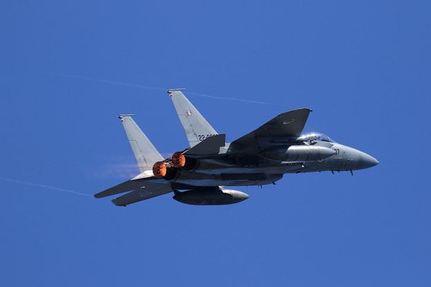 F-15J 807 203sq High Rate takeoff