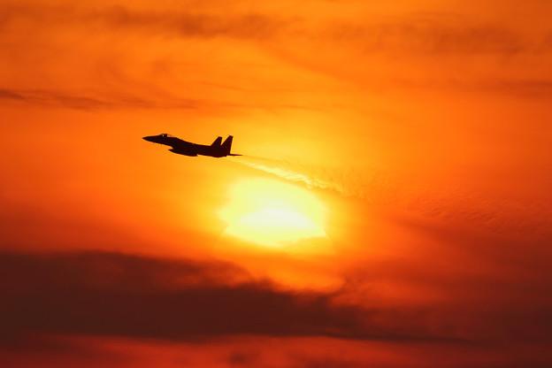 F-15J Sunset (1)