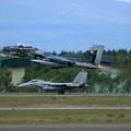 F-15DJ 083 takeoff