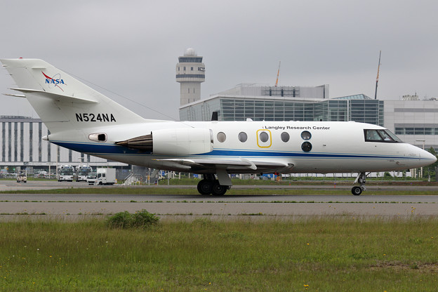 Falcon HU-25A N524NA NASA (3)
