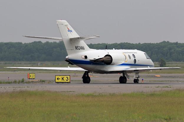 Falcon HU-25A N524NA NASA (4)