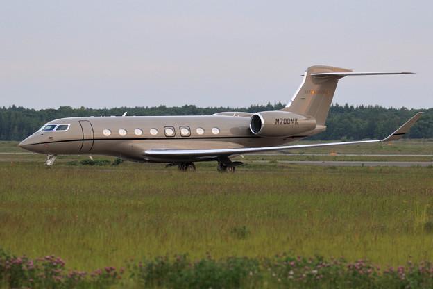 Gulfstream G650 N700MK