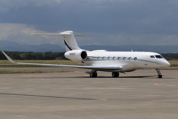 Photos: Gulfstream G650 N899YF