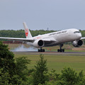 Photos: A350-900 JAL JA01XJ 慣熟飛行で飛来 (1)
