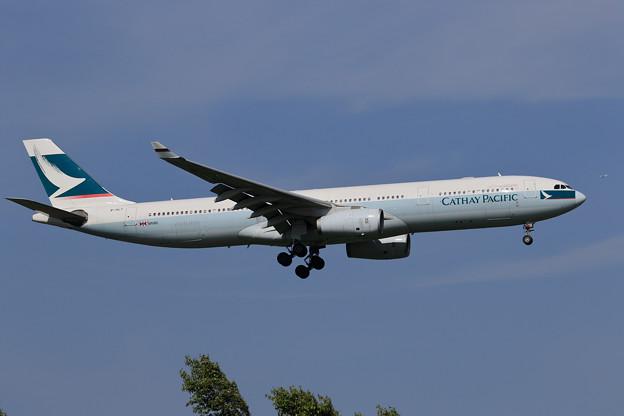 A330 CPA B-HLT approach
