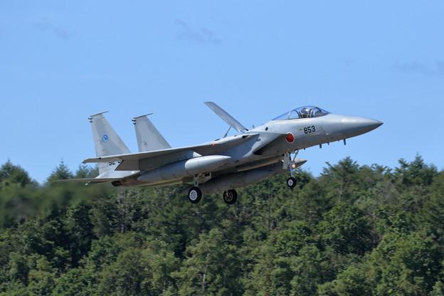 F-15J 52-8853 ADTW 飛来(2)