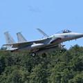 Photos: F-15J 52-8853 ADTW 飛来(2)