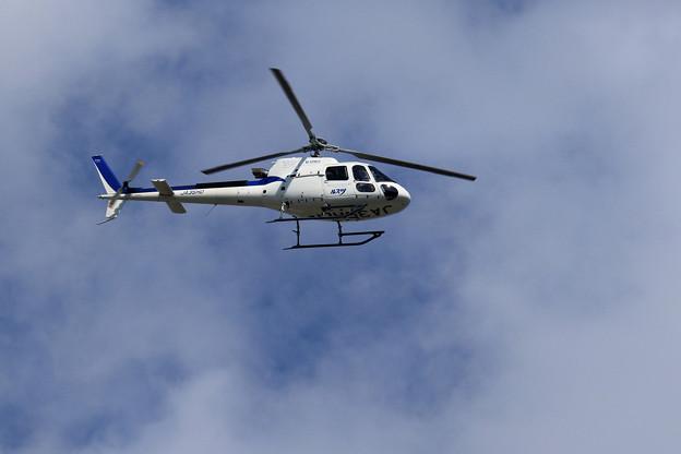 AIRBUS helicopters AS350B3 JA35HD Rusutsu resort