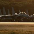 F-15 201sq Nightへ (1)