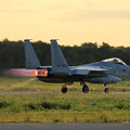 F-15 201sq Nightへ (4)