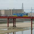 阪堺電車@大和川