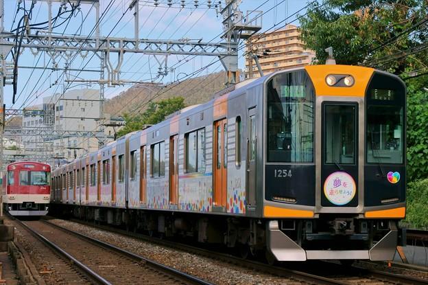 Photos: 阪神1000系(奈良線)