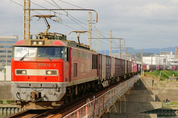 83レ【EF510-2】