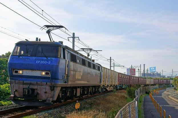 2070レ【EF200-2】