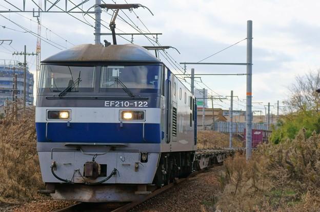 5074レ【EF210-122牽引】