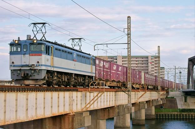 84レ【EF65 2075牽引】