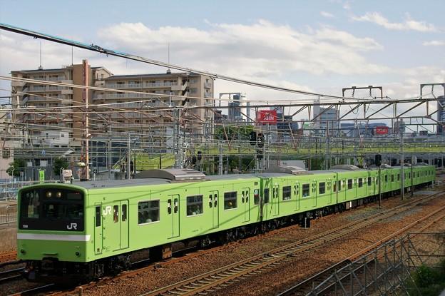 おおさか東線 201系