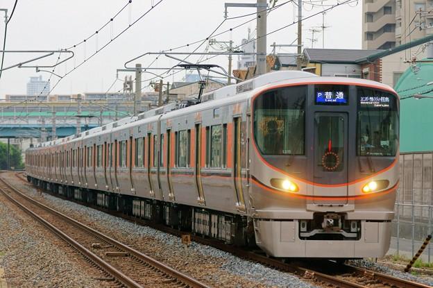 323系@桜島線