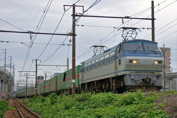 55レ【EF66 128牽引】