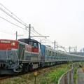Photos: 小田急甲種輸送【DE10 1561牽引】