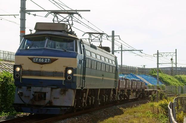 配6866レ【EF66 27牽引】