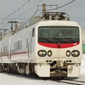 """E491系""""East-iE"""" 羽越本線検測"""