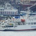 写真: 測量船 昭洋
