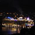 写真: クァンタム・オブ・ザ・シーズの出港 2