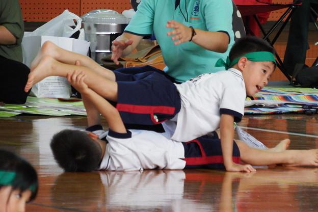 組体操 2