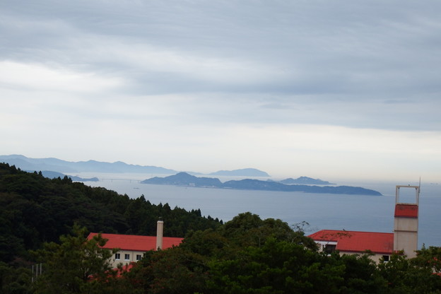 あぐりの丘からの眺め