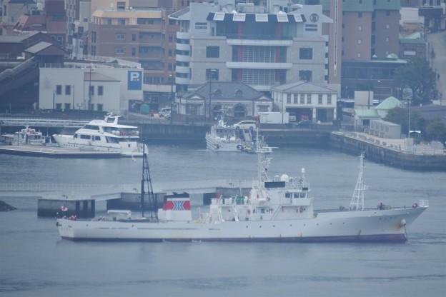 漁業取締用船あらさき